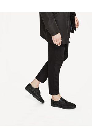 Homme Chaussures - Zara CHAUSSURES DE SPORT CAMOUFLAGE