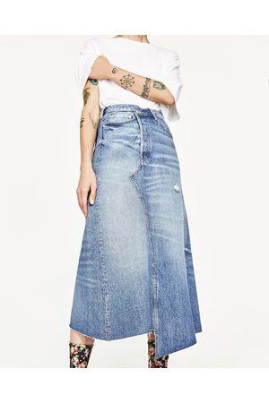 jupes en jean femme jupe longue comparez et achetez. Black Bedroom Furniture Sets. Home Design Ideas