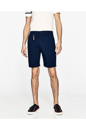 Homme Bermudas - Zara BERMUDA BASIQUE - Disponible en d'autres coloris