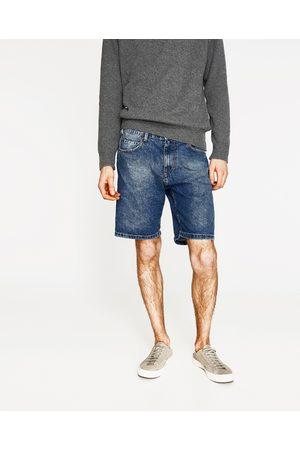 Zara para Zara Stripes hombre para Wide Bermudas Bermudas A hombre Xn0Ow8kP