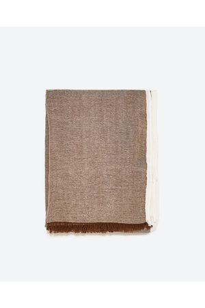 Homme Écharpes & Foulards - Zara FOULARD BICOLORE - Disponible en d'autres coloris