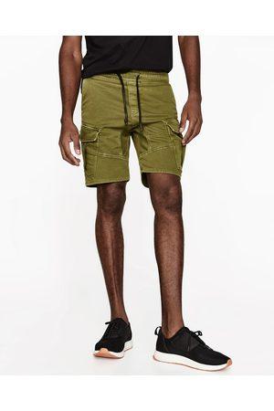 Homme Bermudas - Zara BERMUDA BATTLE - Disponible en d'autres coloris