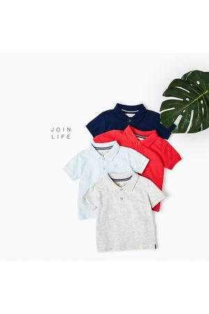 Polos - Zara POLO BASIQUE EN PIQUÉ - Disponible en d'autres coloris