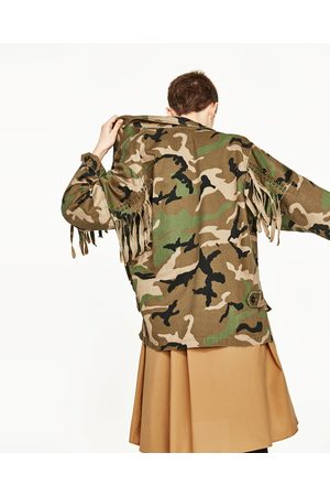 camouflage manteaux vestes femme de couleur vert comparez et achetez. Black Bedroom Furniture Sets. Home Design Ideas