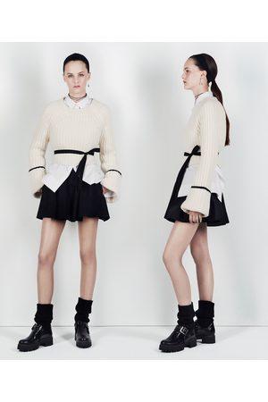Femme Mini-jupes - Zara MINI JUPE STUDIO