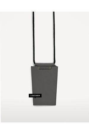 Homme Téléphones - Zara HOUSSE EN POUR TÉLÉPHONE EN - Disponible en d'autres coloris