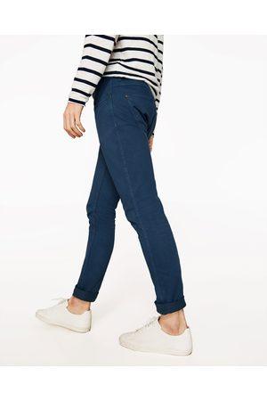Jean Zara Femme Zara jeans Militaire Homme n08wkOPX
