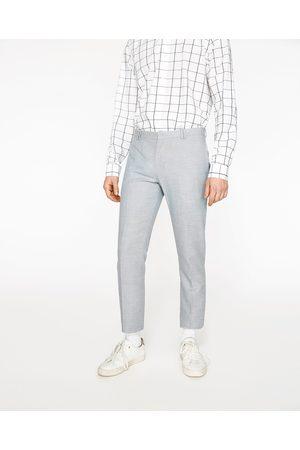 pantalon tailleur homme zara