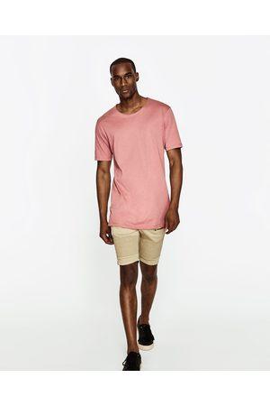 Homme Bermudas - Zara BERMUDA DE MOTARD - Disponible en d'autres coloris