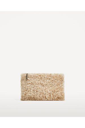 Femme Sacs & Valises - Zara SAC ENVELOPPE AVEC TIRETTE - Disponible en d'autres coloris