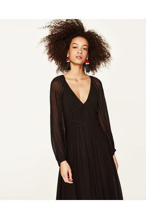 a5ec1d8893d Robes femme longue Zara - comparez et achetez