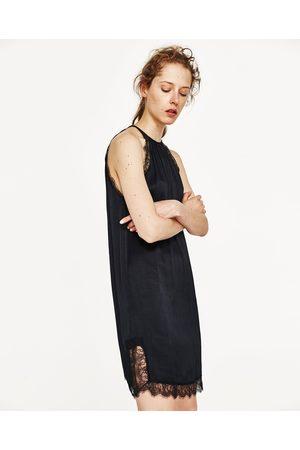 Femme Robes - Zara ROBE STYLE LINGERIE