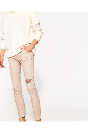 Homme Jeans - Zara JEAN SKINNY - Disponible en d'autres coloris
