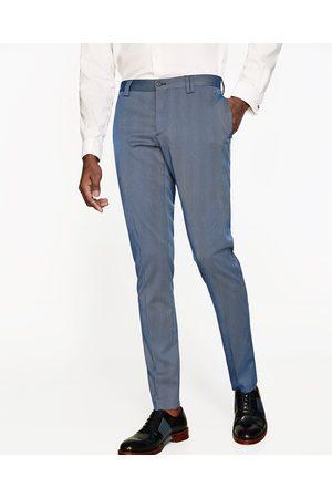 Homme Pantalons - Zara PANTALON DE COSTUME STRUCTURÉ