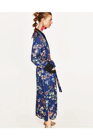 Et Vestes Manteaux Zara Fleurs Achetez Femme Comparez amp; nZnqwx6Fa