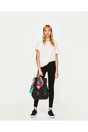 Femme Slim - Zara JEAN EMBRACE SLIM FIT TAILLE BASSE - Disponible en d'autres coloris