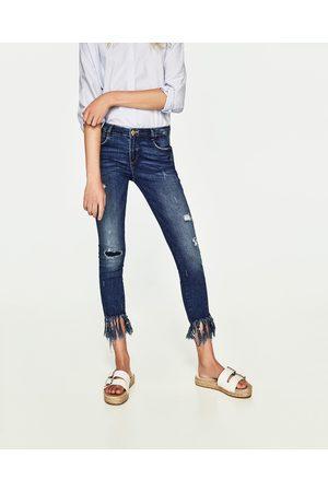 Jeans Comparez Zara Pour Achetez Skinny Taille Et Femme Grande VpUSzM