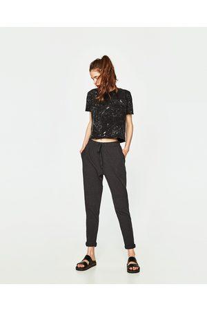 Pantalons femme d'autres Zara - comparez