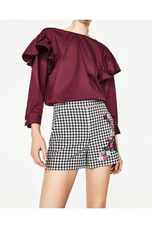 Pantalonsamp; Taille Vichy Zara Achetez Et Jeans Comparez Femme qVGjUzLMSp