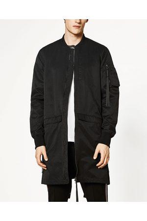 Jacket Bomber Zara Comparez Long Homme Achetez Et U6nqOwBCnz