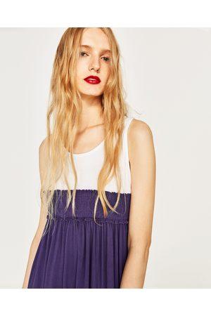 Zara ROBE COURTE ASSORTIE - Disponible en d'autres coloris