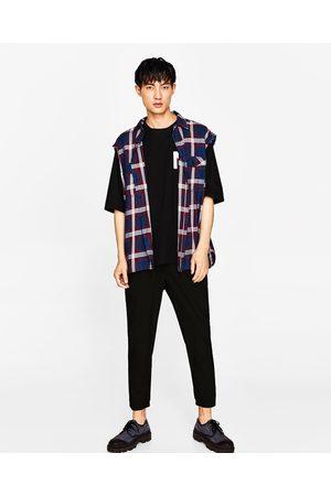 Zara CHEMISE EN JEAN XL - Disponible en d'autres coloris