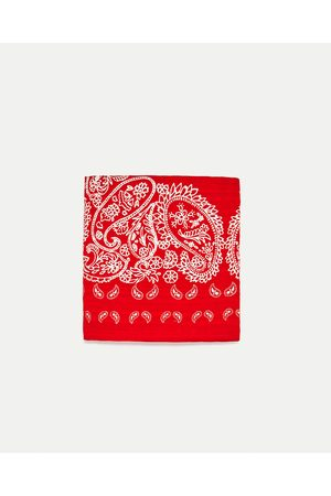 Zara FOULARD TYPE BANDANA - Disponible en d'autres coloris