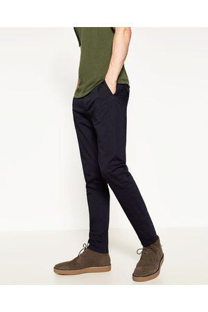 Homme Chinos - Zara PANTALON CHINO BASIQUE - Disponible en d'autres coloris