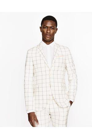 acheter blazers homme de couleur blanc en ligne fashiola. Black Bedroom Furniture Sets. Home Design Ideas