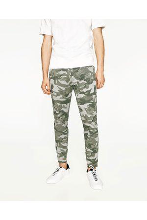 Et Homme Comparez Vêtements Zara Camouflage Achetez QdshtrC