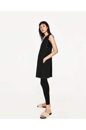 Femme Gilets - Zara GILET LONG
