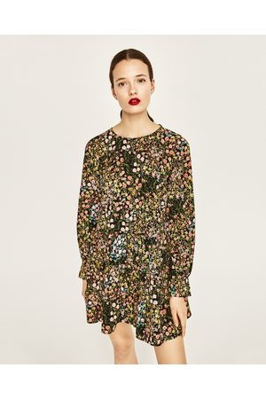 Zara femme robe short