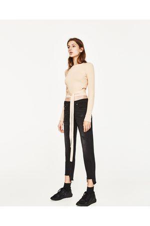 Femme Jeans - Zara JEAN TAILLE BASSE