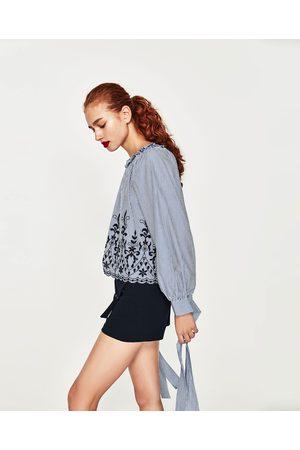 Chemisiersamp; Rayures Achetez Et Tuniques Comparez Femme Zara k8n0wOP