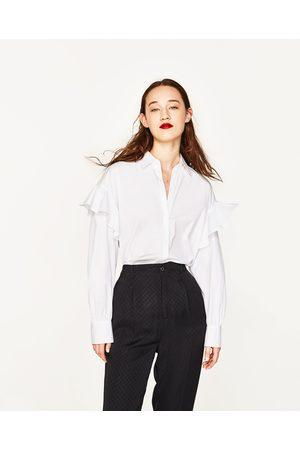 Femme Pantalons - Zara PANTALON 7/8 ÉLASTIQUE