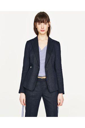 Zara femme veste lin