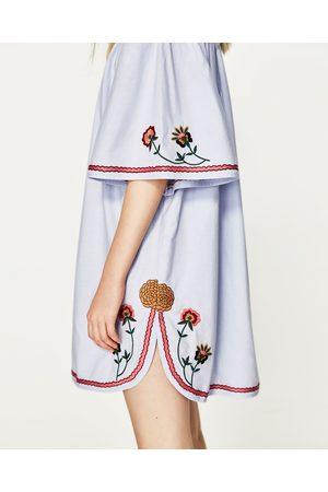 robes femme brodee zara comparez et achetez