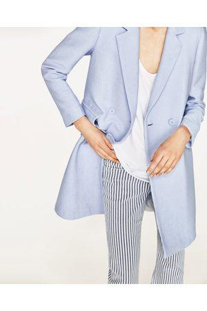 Manteau long femme de marque