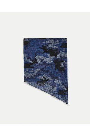 Zara FOULARD CAMOUFLAGE - Disponible en d'autres coloris