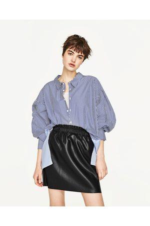 6d3bebb7b20d Mini-jupe simili Jupes en cuir Femme - comparez et achetez