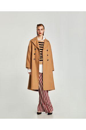 Zara MANTEAU LONG XL