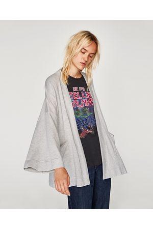 Achetez De Couleur Gris Et Veste Femme Kimonos Comparez f4xwfU0q