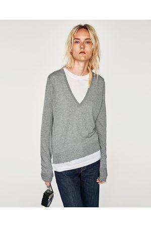 Et Gilets Comparez Pullsamp; Achetez Femme D'autres Zara yfvIb7Y6g