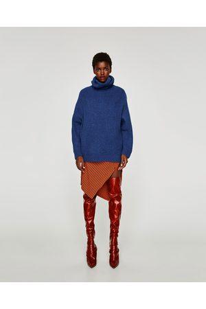 Zara PULL XL AVEC COL ROULÉ - Disponible en d'autres coloris