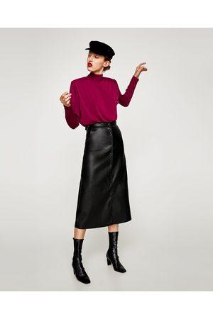 6d99b0a722d3 Longue grande taille Jupes en cuir Femme - comparez et achetez
