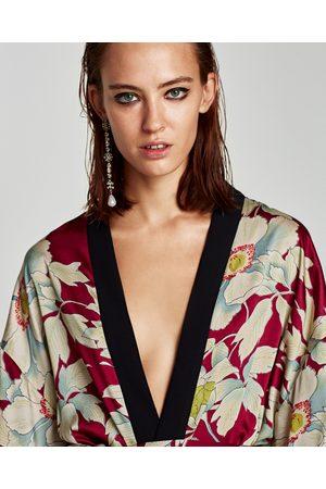 Mujeres C7kpbwowqa Vestidos Y Kimono Comprar Zara Comparar cLAj5qRS34