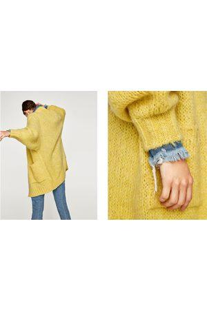 894381eca927 Oversize Pulls   gilets femme de couleur jaune - comparez et achetez