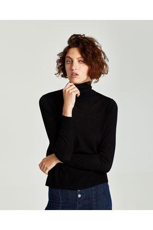 Zara PULL À COL ROULÉ - Disponible en d'autres coloris