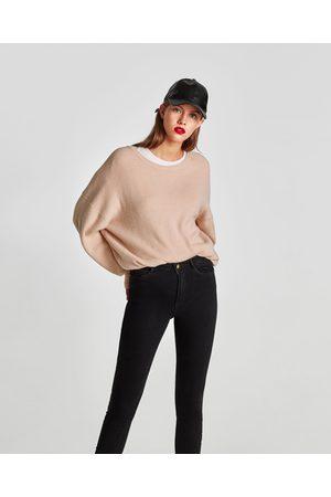 Zara JEAN TAILLE HAUTE - Disponible en d'autres coloris