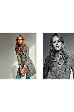 Zara VESTE EN FORME DE ROBE - Disponible en d'autres coloris
